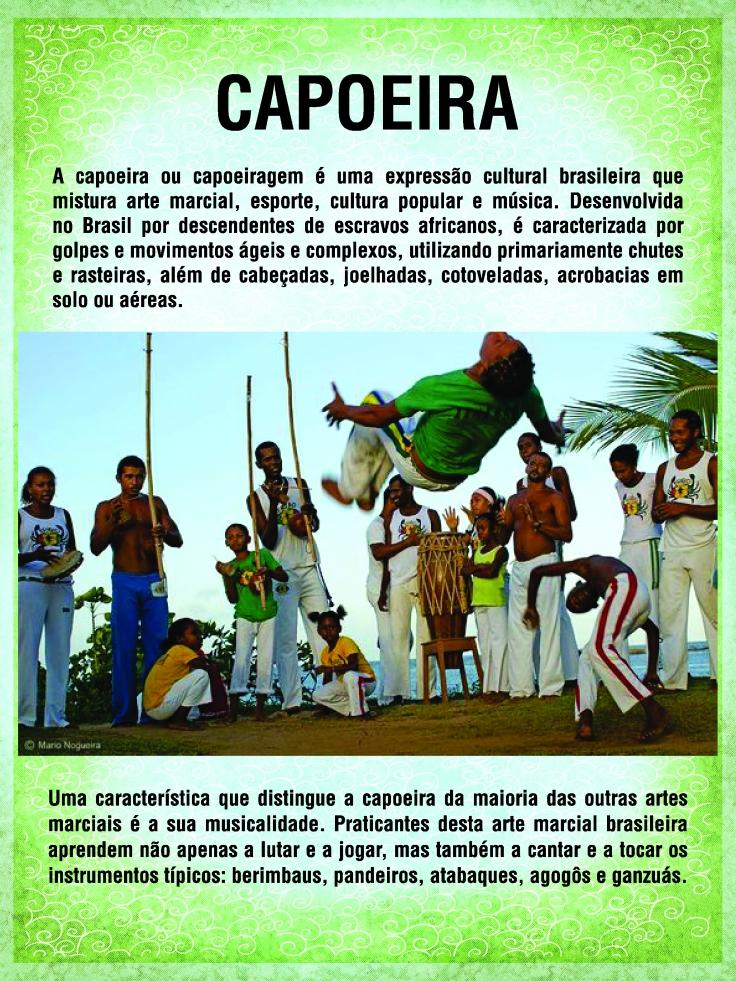 folclore capoeira